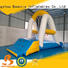 Bouncia typhon inflatable commercial water park manufacturers for outdoors