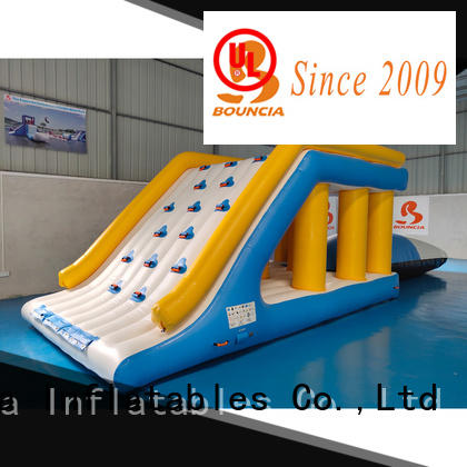 Bouncia slide commercial inflatable water park company for adults