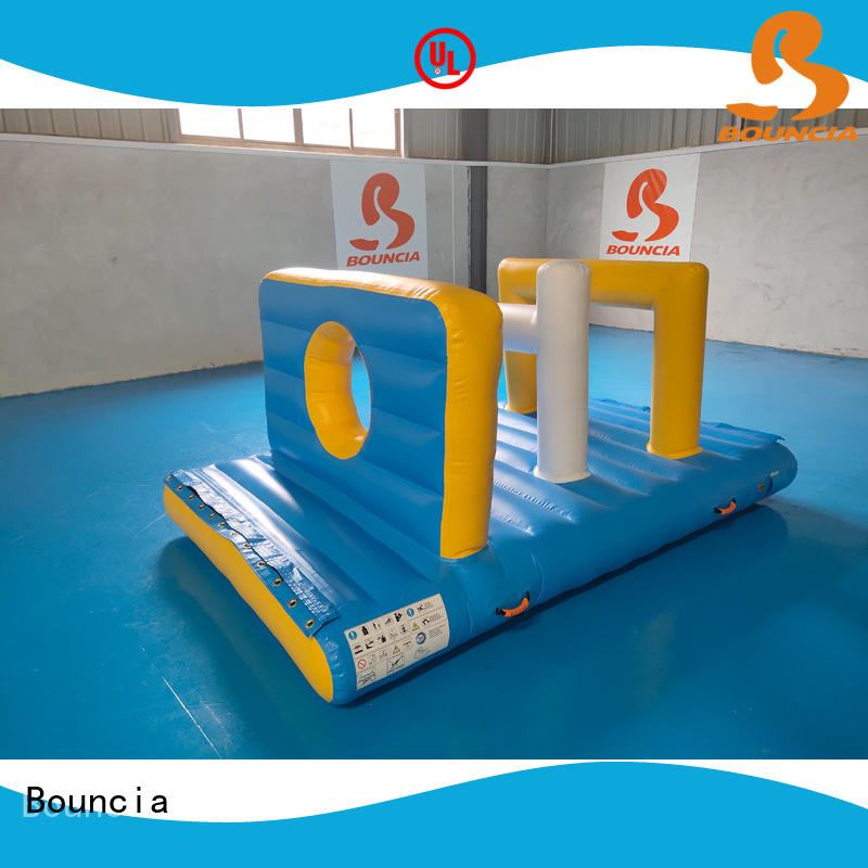 Bouncia stable inflatable park directly sale for pool