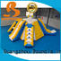 Bouncia Brand slipping kids inflatable water games climbing factory