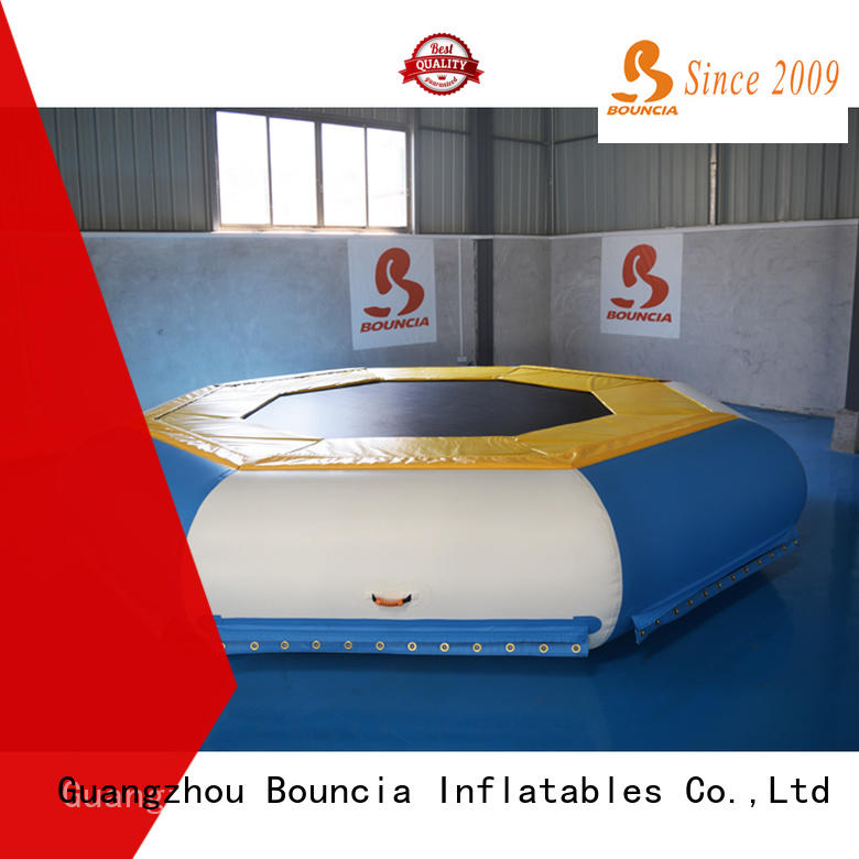 Bouncia durable water games from China for outdoors