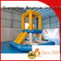 Bouncia colum water park equipment for sale manufacturer for outdoors