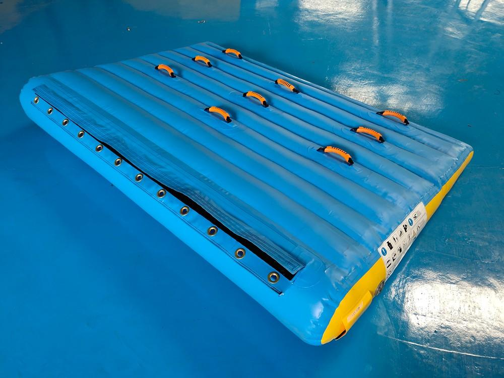 Bouncia -Manufacturer Of Tuv Certiifcate Inflatable Ramp For Pool-1