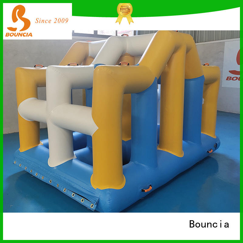 Bouncia stable company for outdoors