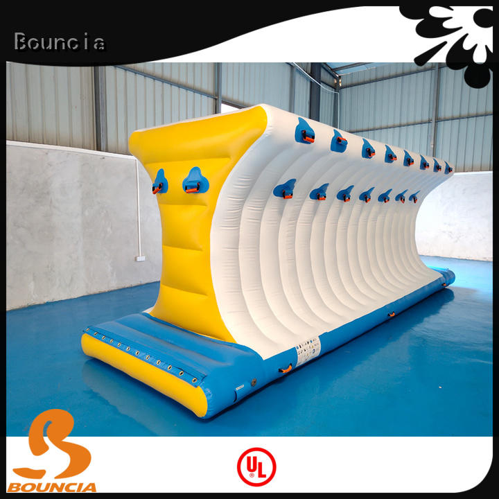 climbing water theme park manufacturer for adults Bouncia