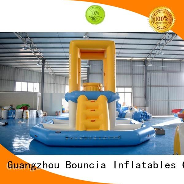 Quality Bouncia Brand inflatable factory course park