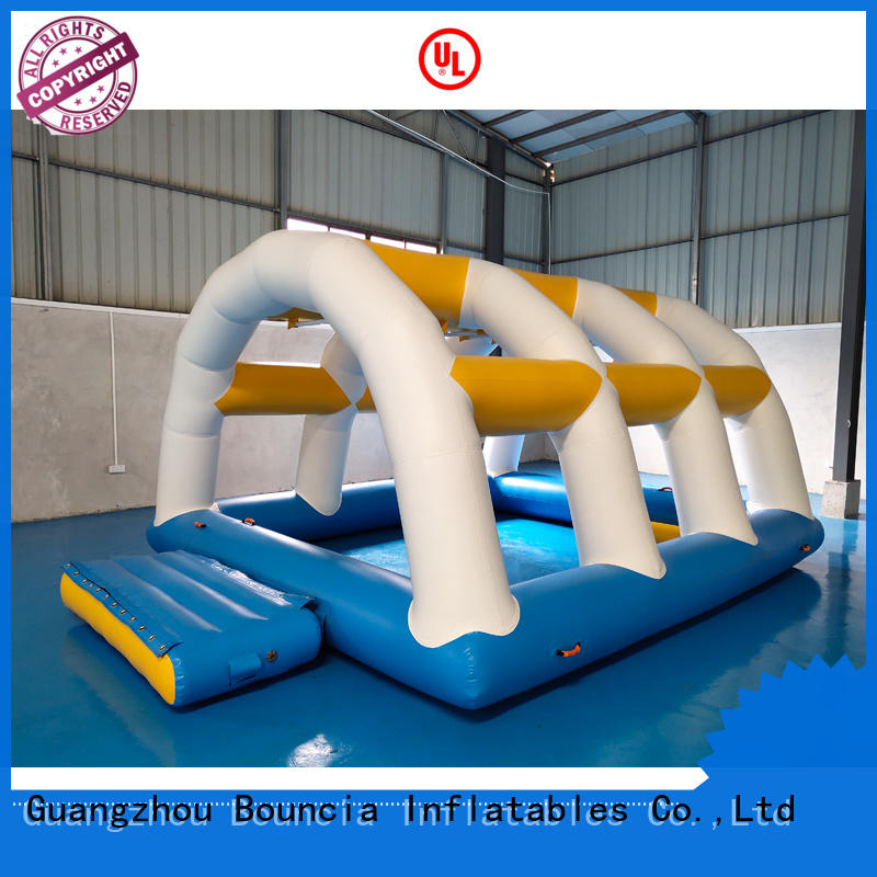 Bouncia bouncia inflatable water sports manufacturer for outdoors