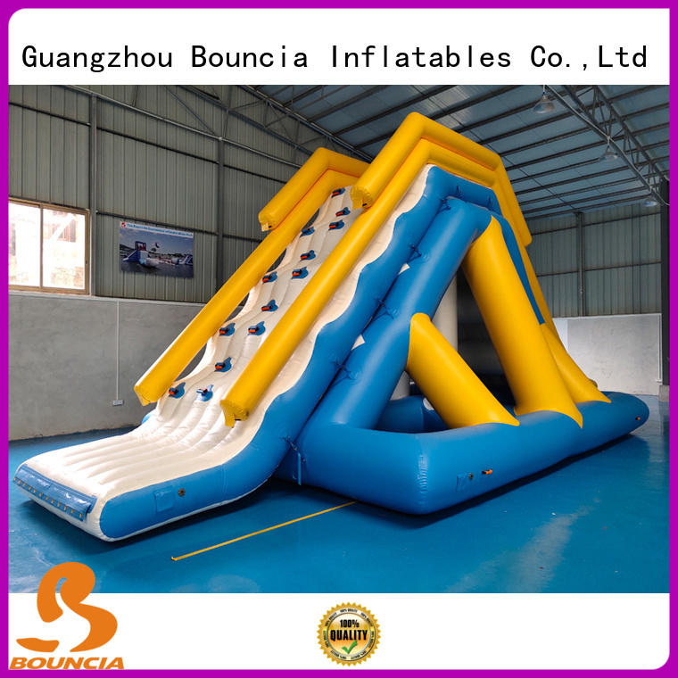 made durable pvc inflatable water games Bouncia