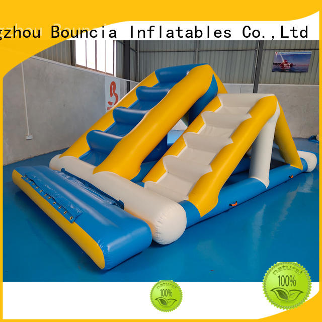 adults blob bridge inflatable inflatable water games Bouncia