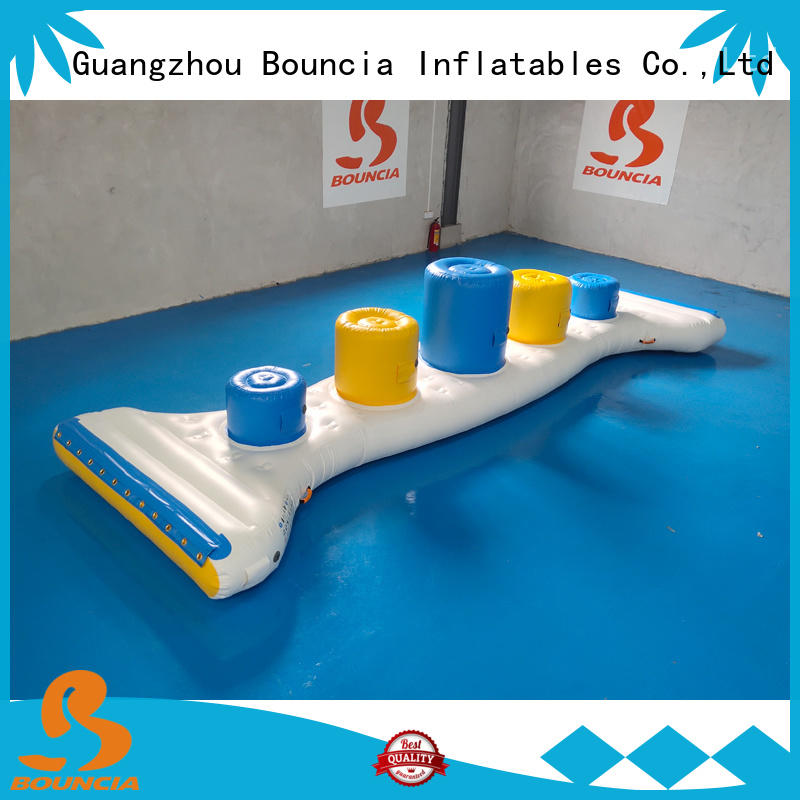 Bouncia High-quality outdoor inflatable water slide manufacturers for adults