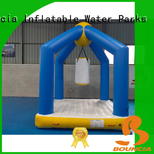 Bouncia High-quality water park design build for adults