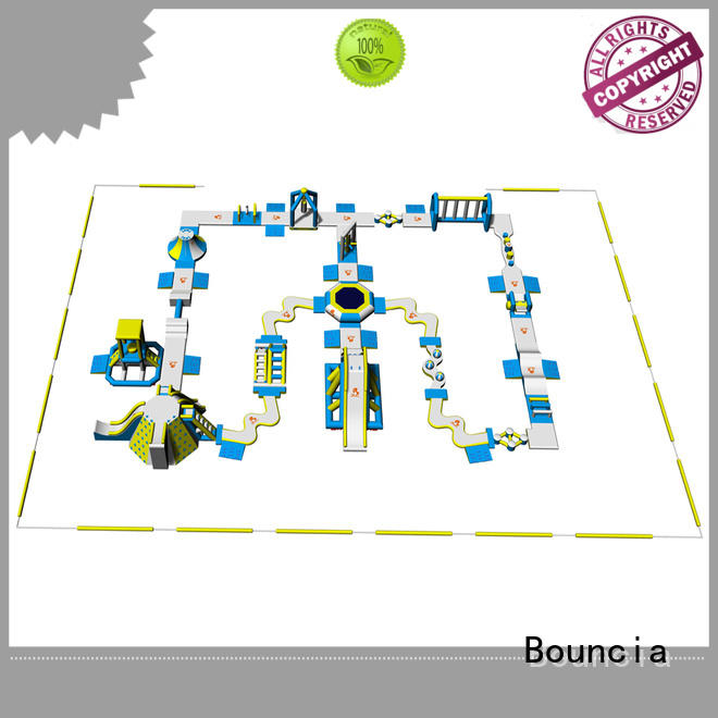 Bouncia Brand park bouncia sale inflatable water slide for sale