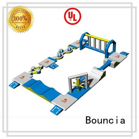 Bouncia durable children's inflatable water park manufacturer for kids