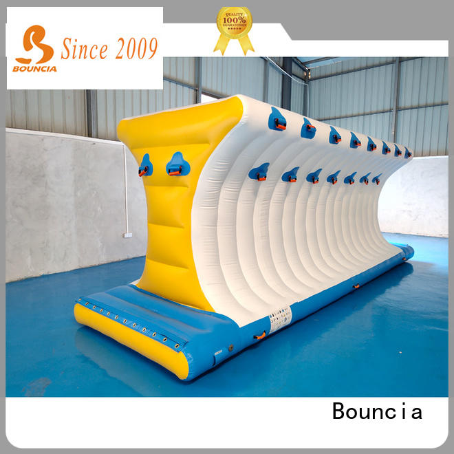 awesome inflatable waterparks course company for pool