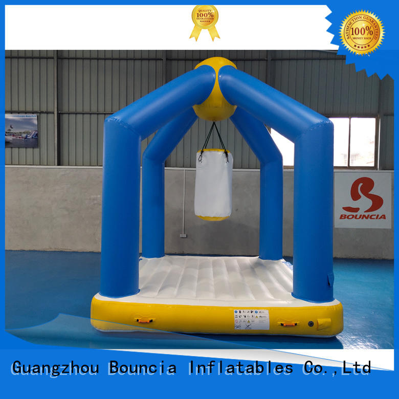 Bouncia Brand inflatable tuv kids custom inflatable factory