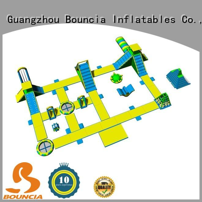 Bouncia New inflatable water playground Supply for adults