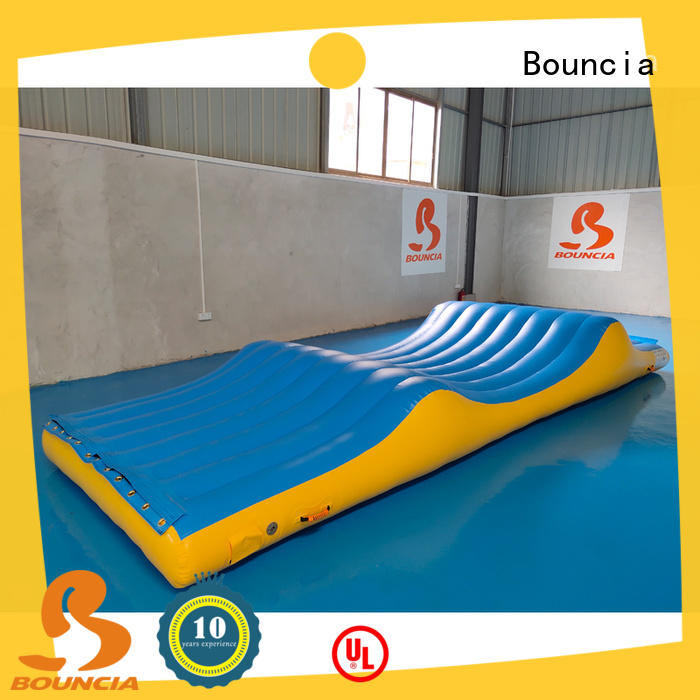 High-quality aqua inflatables tarpaulin from China for adults