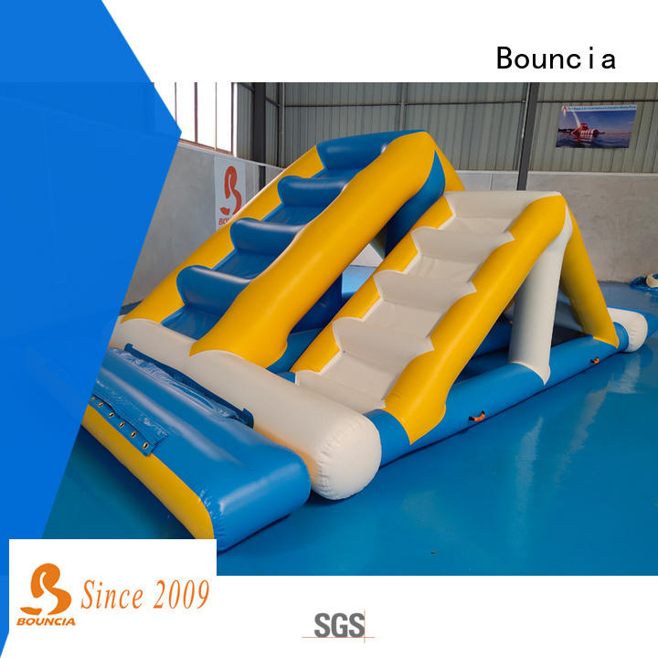 Custom water inflatables for lakes climbing customized for outdoors