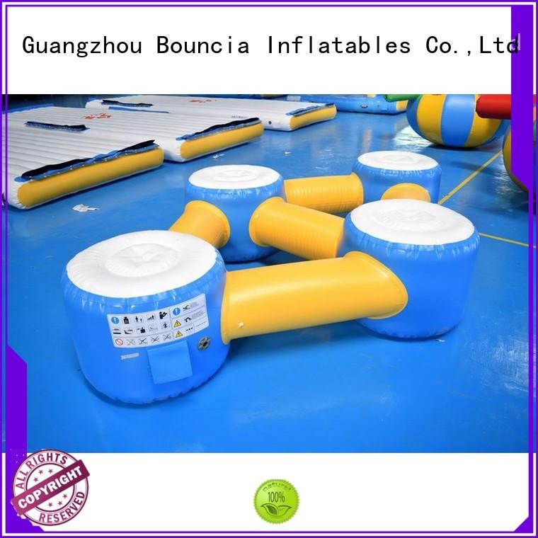 Wholesale 09mm inflatable water games Bouncia Brand