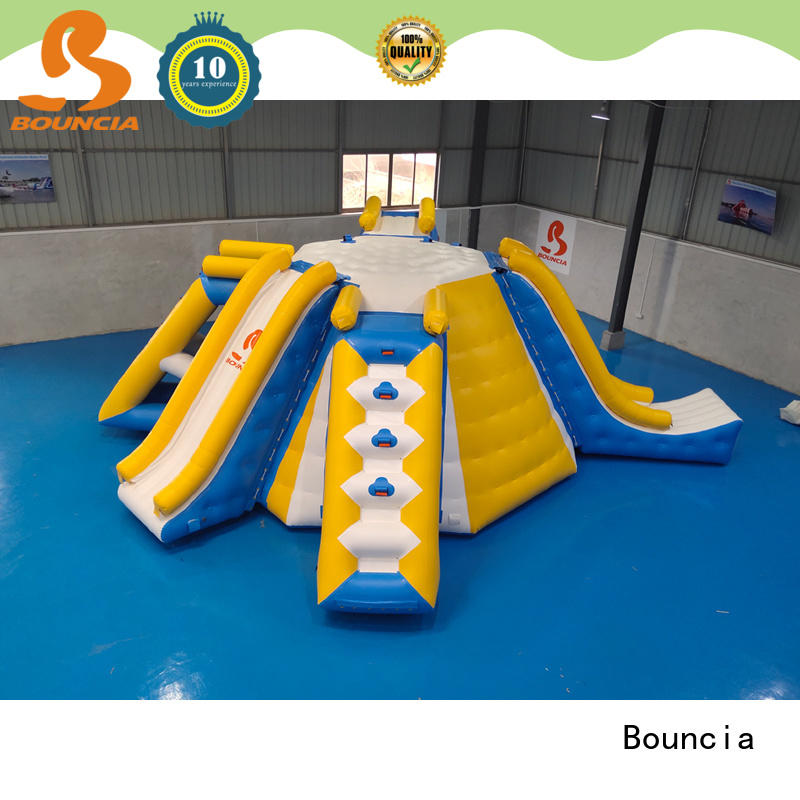 certificated inflatable water products grade factory for pool