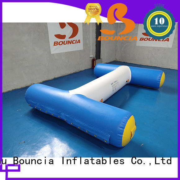 Bouncia grade inflatable splash park manufacturers for adults