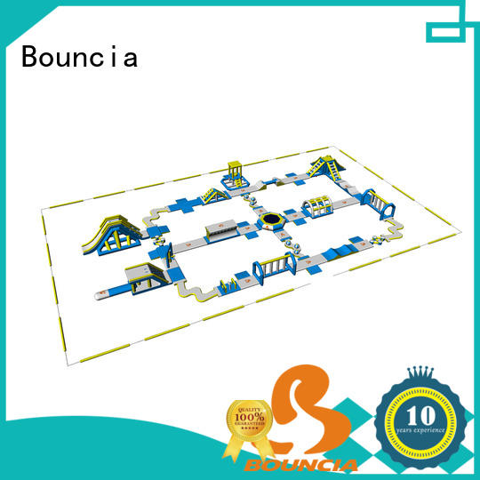 Bouncia equipment inflatable water sports wholesale for kids