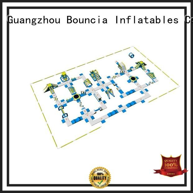 Bouncia Brand jump sports pool giant inflatable