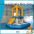 Bouncia High-quality inflatable water slides for adults manufacturers for pool