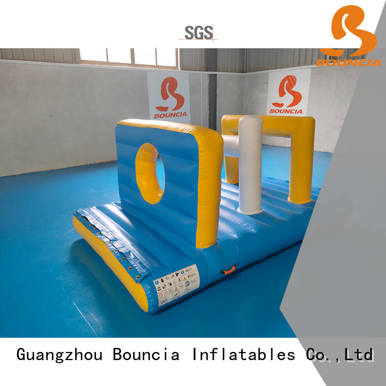Bouncia durable inflatable water slide for pool games for pool