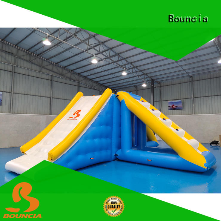 Bouncia course water park project customized for kids