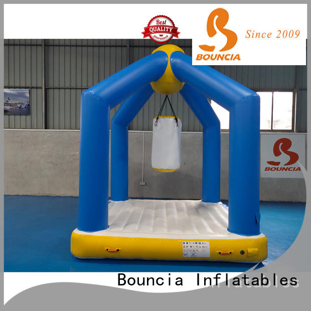 floating inflatable water park for sale mini games from China for pool