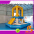 Bouncia Brand ramp inflatable inflatable water games manufacture