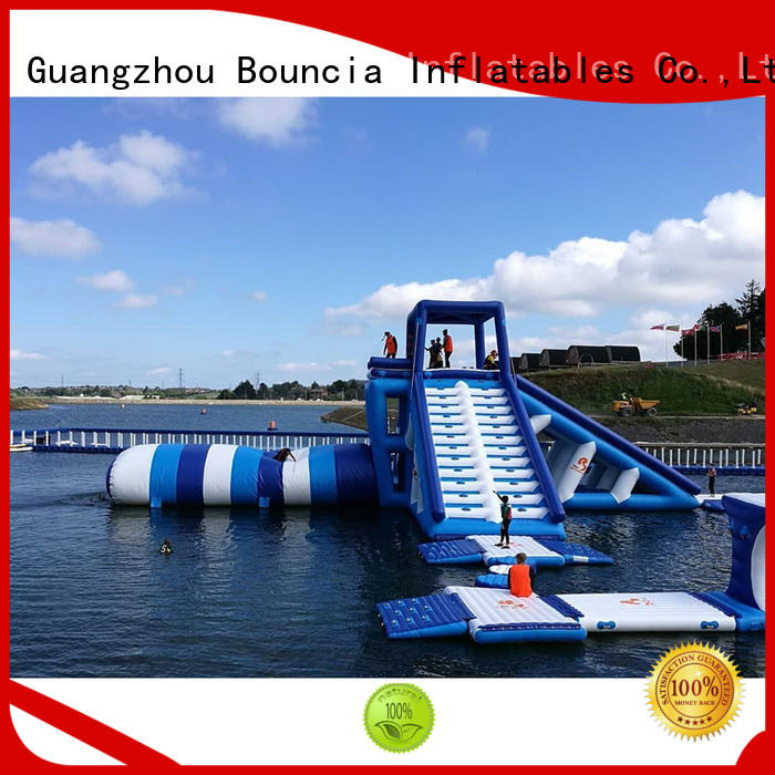 inflatable factory by kids 09mm Bouncia Brand company