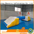 Bouncia pvc inflatable water slide from China for pool