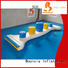 Bouncia certificated water inflatables for lakes from China for outdoors