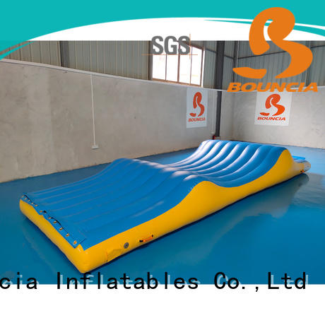 Bouncia High-quality outdoor inflatable park manufacturer for adults