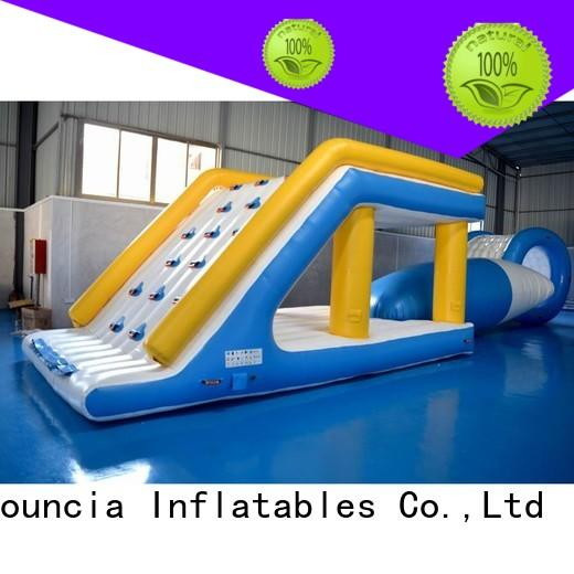 slipping new adult inflatable water games Bouncia