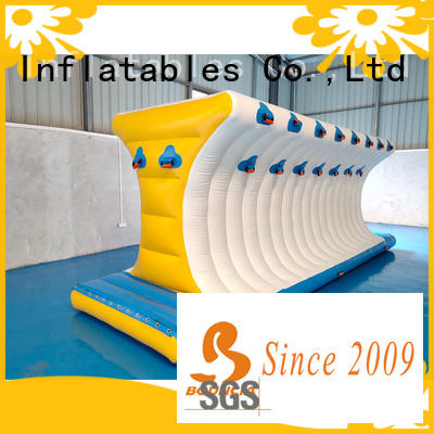 Bouncia Wholesale inflatable water toys customized for outdoors