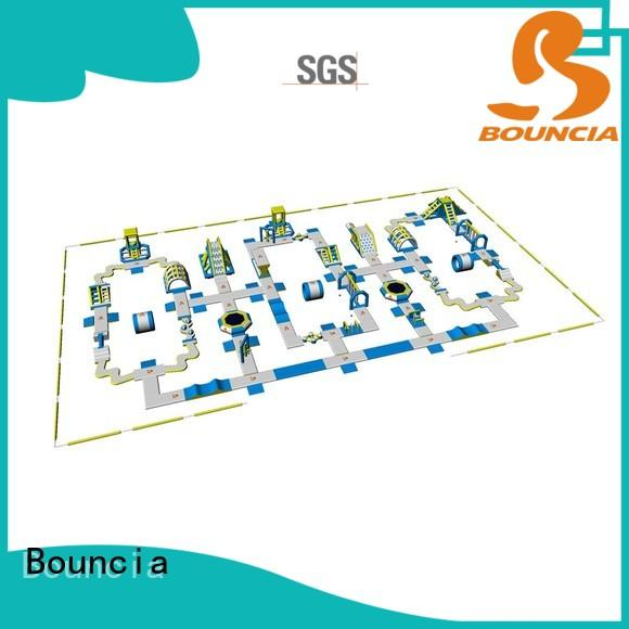 Bouncia tuv best inflatable water slide series for adults