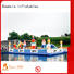 Bouncia stable inflatable backyard water park supplier for kids