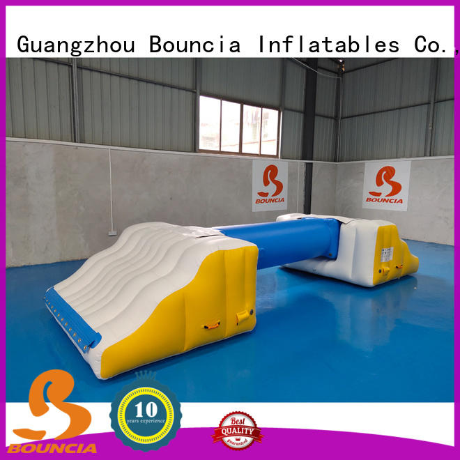 commercial inflatable water parks for sale guard tower Supply for outdoors