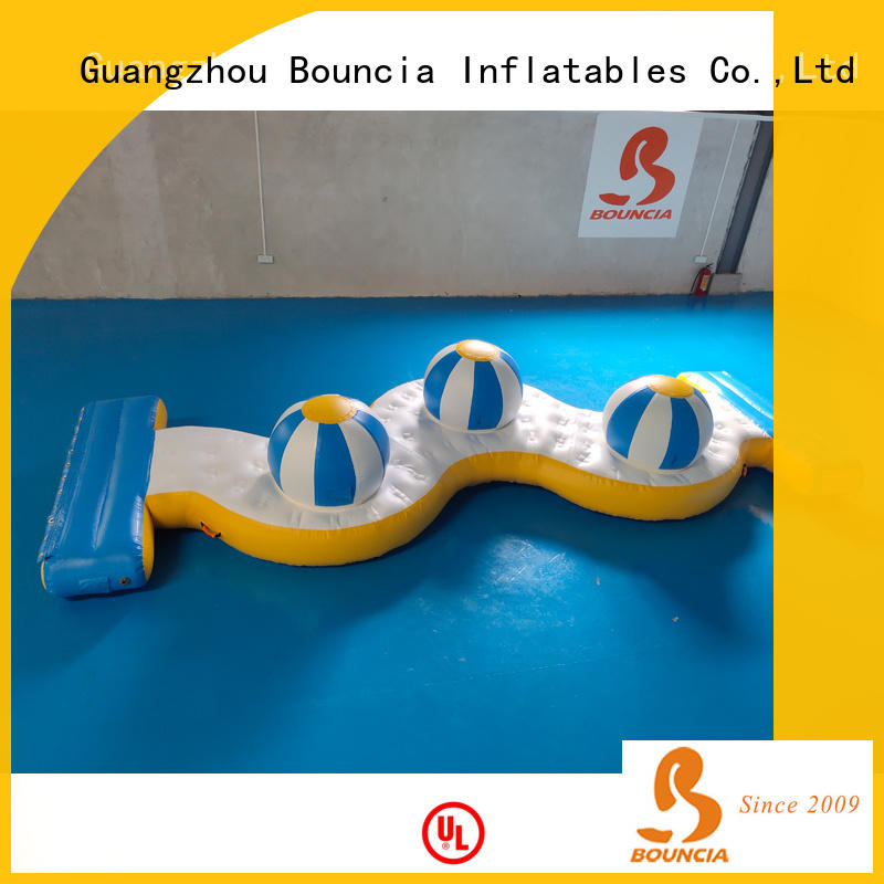Bouncia stable inflatable games manufacturer for kids