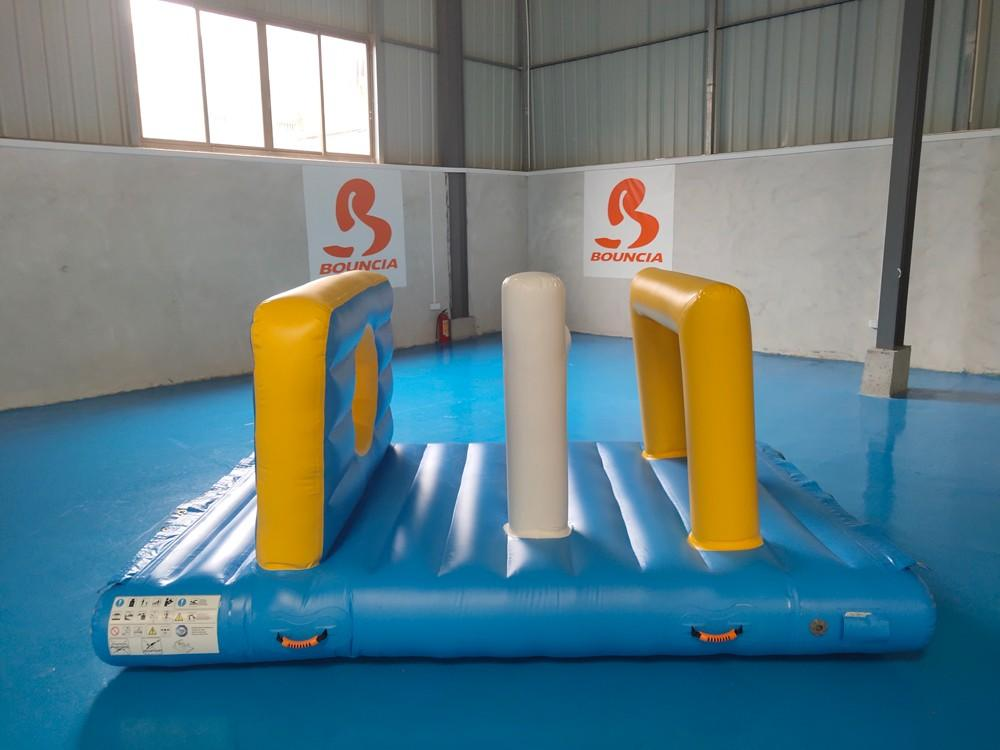 Bouncia -Blow Up Obstacle Course Inflatable Pool Obstacle Course For Sale
