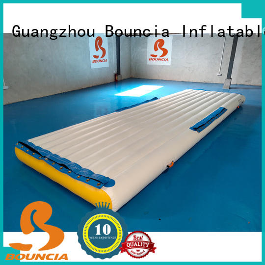 Bouncia grade commercial inflatable water parks for sale Supply for adults