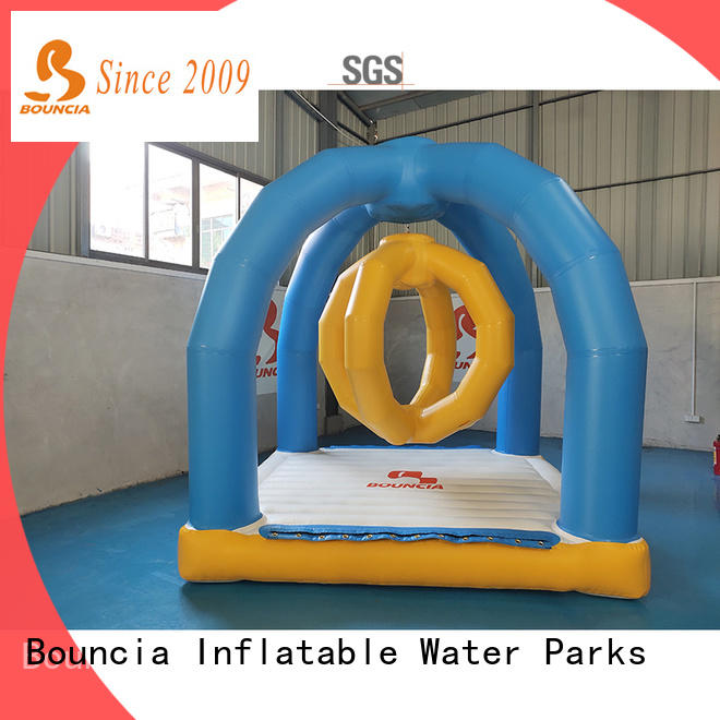 Latest inflatable water obstacle course games from China for pool