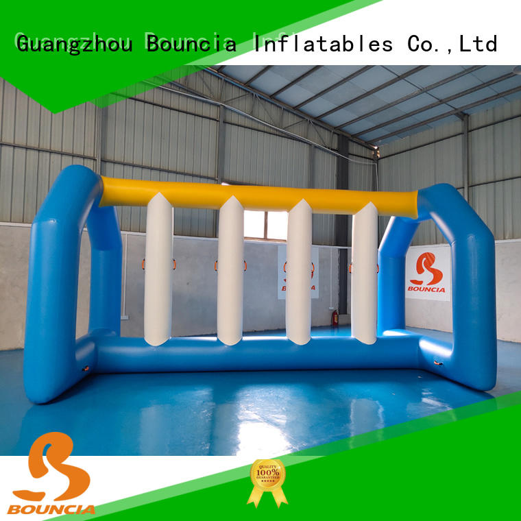 inflatable factory sports playground Bouncia Brand inflatable water games