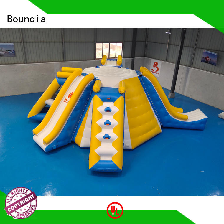 Bouncia awesome inflatable slides for sale typhon for pool