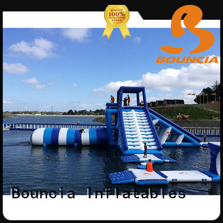 ramp inflatable water slide for sale customized for adults Bouncia