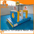 Bouncia Custom inflatable course company for adults