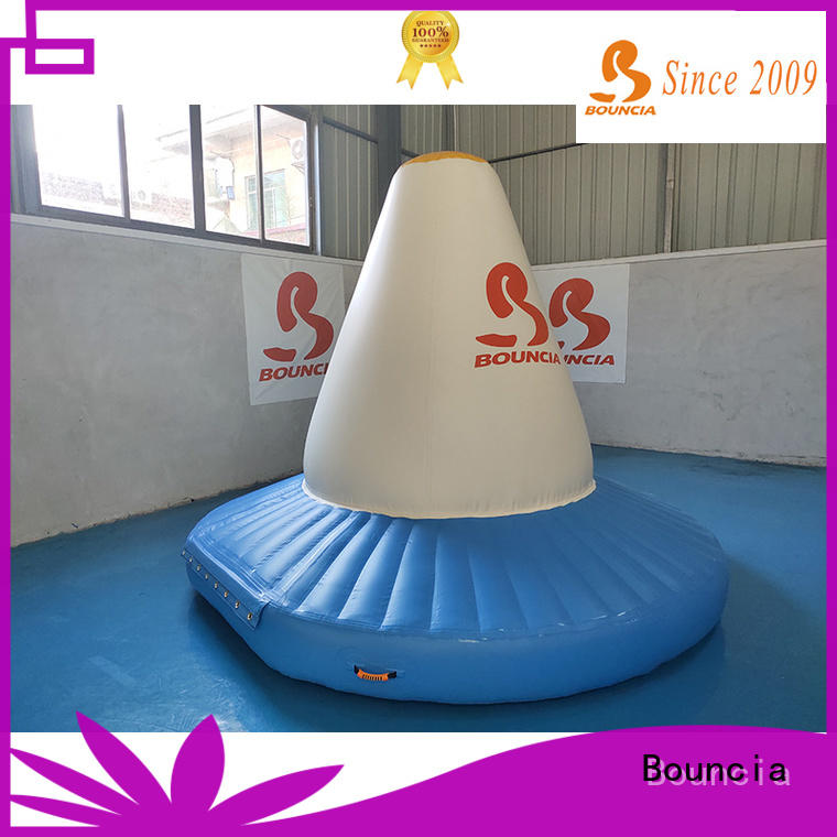 Bouncia durable water park for sale customized for pool